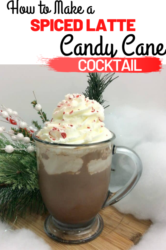 candy cane drinks